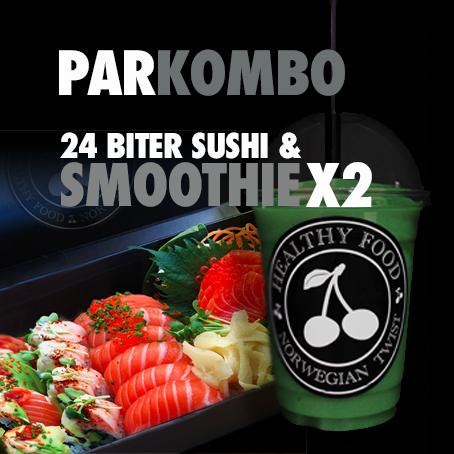 PARKOMBO SUSHI&SMOOTHIES